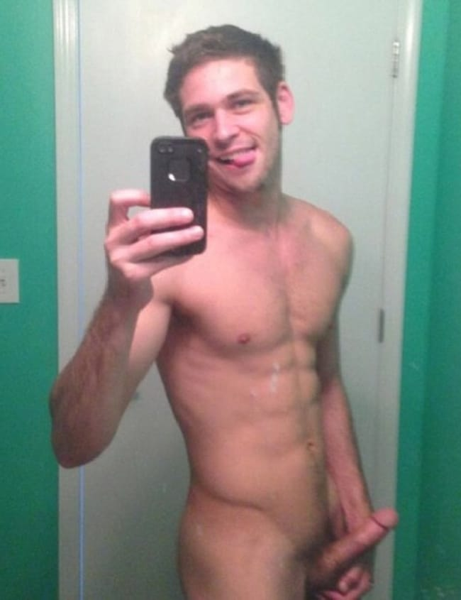 Nude Horny Guy