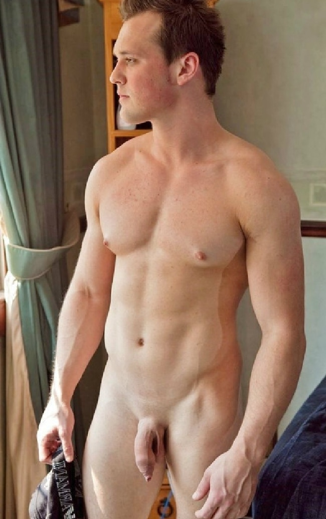 Nude completely shaved men pics — photo 15