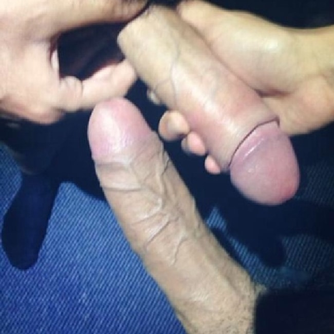Two Hard Cocks