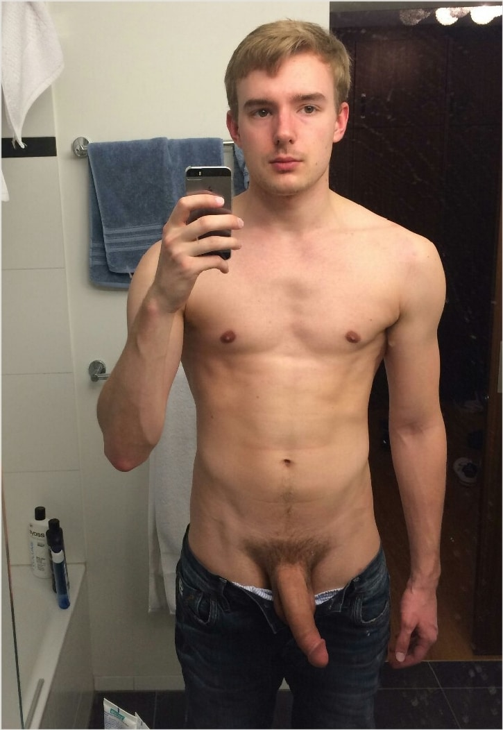 Guys With A Big Penis 36